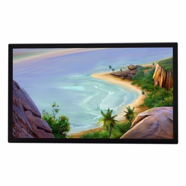 Android Media Wall Mount Lcd Display 32 To 84 Inch Support Multi - Languages