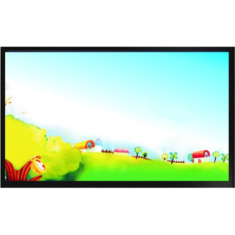 Widescreen Security Camera Display Monitor , Custom 49 Inch Flat Screen Monitor