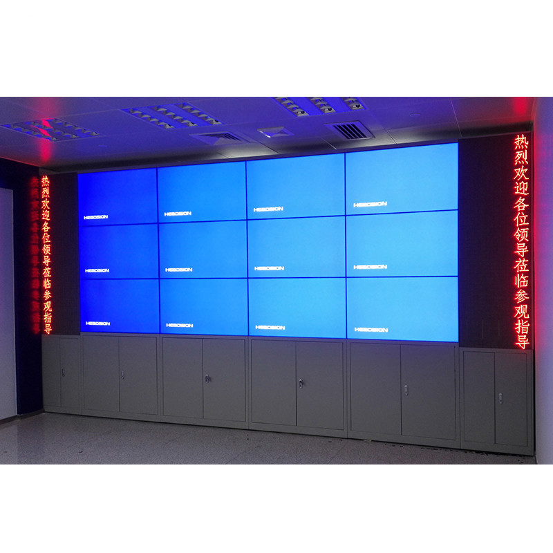 Floor Stand Wall Monitor Display , Commercial Digital Signage Video