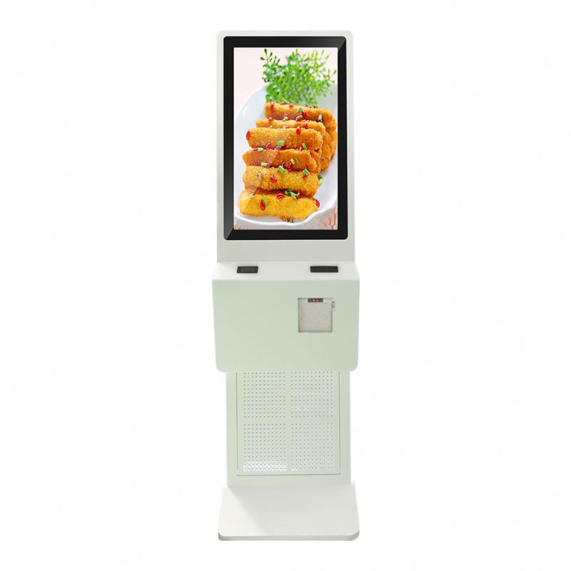 32 Inch Interactive Touch Screen Kiosk LCD Display Self Service Payment Kiosk