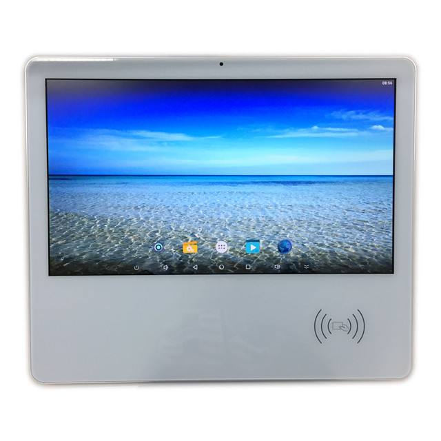 Wall Mount All In One PC Touch Screen 21.5 Inch 85% Light Transmission With NFC Card Reader