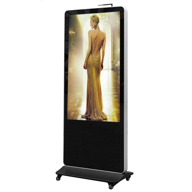 Low Voltage LCD Monitor Interactive Touch Screen Kiosk Support Android 5.1 System