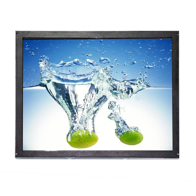 IR Touch Open Frame LCD Display 1000nits High Brightness Sun Readable1280 X 1024 Resolution
