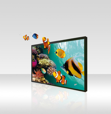 Intelligent Interactive Glass Free 3D Display 4K 3840 * 2160 Resolution LCD Screen