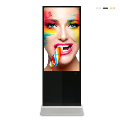 "1080p Network Android Indoor Indoor Digital Advertising Display 43"" Ultra Thin For Shopping Mall Advertising"