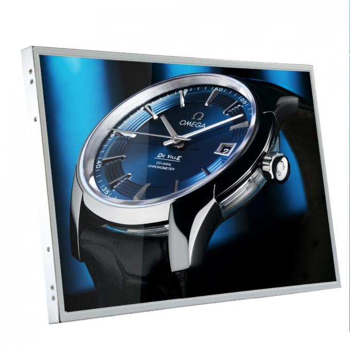 22 Inch Digital Signage Open Frame LCD Display Power Saving 1680 * 1050 LCD Screen