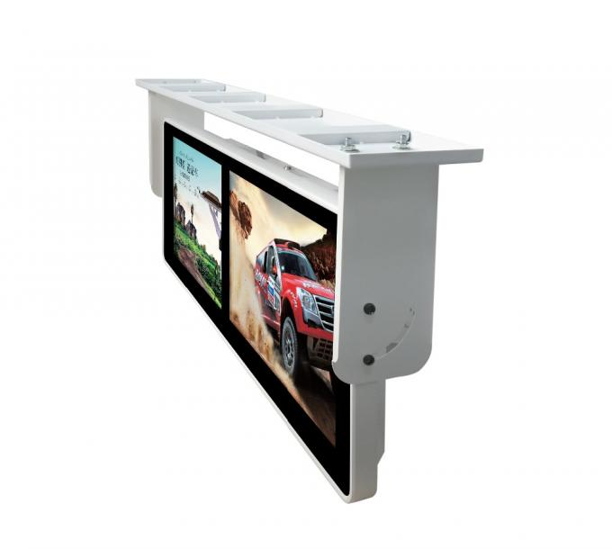 Double Screen Digital Signage Kiosk 22 Inch Android USB Digital Billboard Signs