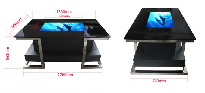 32 Inch Waterproof Nano Touch Screen Windows Lcd Display For Coffee And Tea Game Table