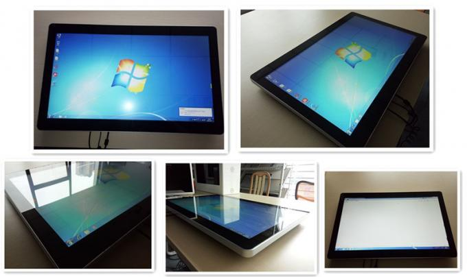 43 Inch Embedded Lcd Touch Screen Monitor Windows 10 , Full