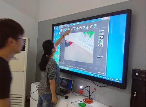 Infrared Point Large Touch Screen Monitor Smart Board