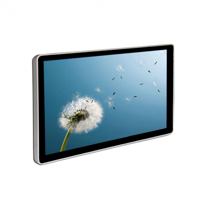 WIFI All In One Touchscreen Monitor , Advertising All In One Desktop Touch Screen