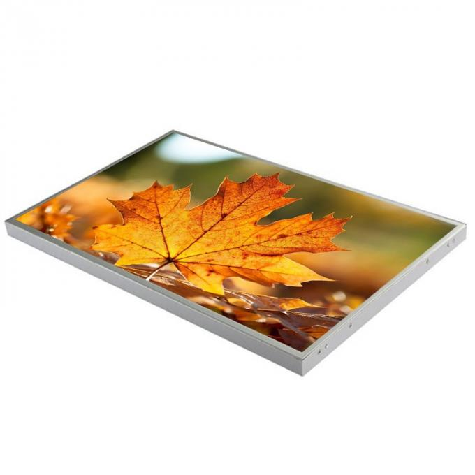 Multifunctional High Brightness Monitor , Ultra Slim Open Frame Lcd Panel