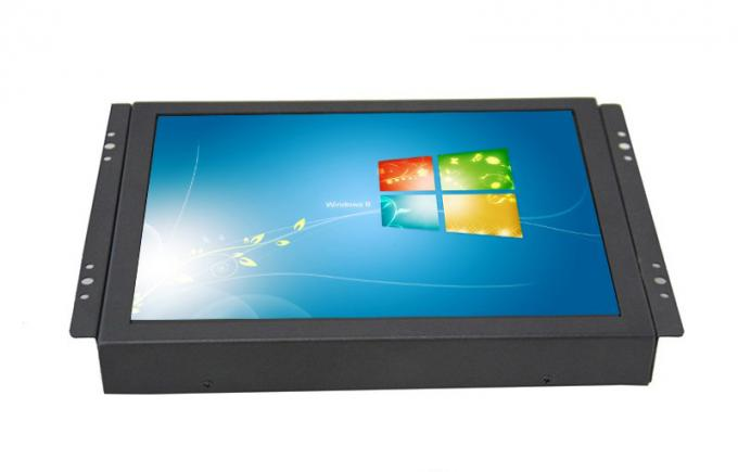 Indoor 8 Inch Open Frame LCD Display 189.8 * 148.8 * 35 Mm Windows Operation System